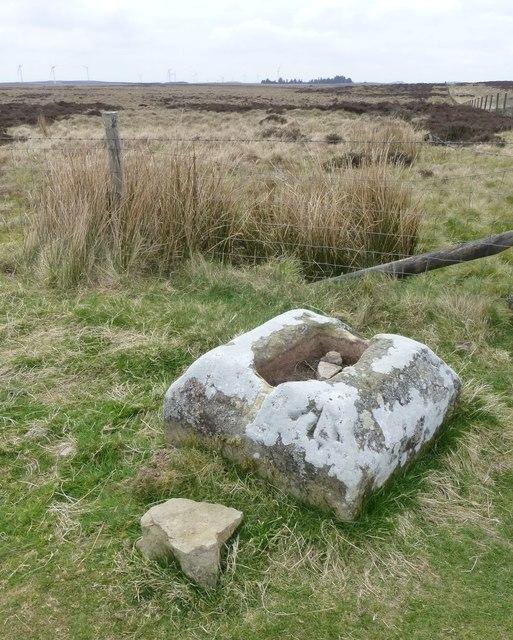 Base of a Saxon Cross