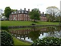 SJ8969 : Gawsworth New Hall by Alan Murray-Rust