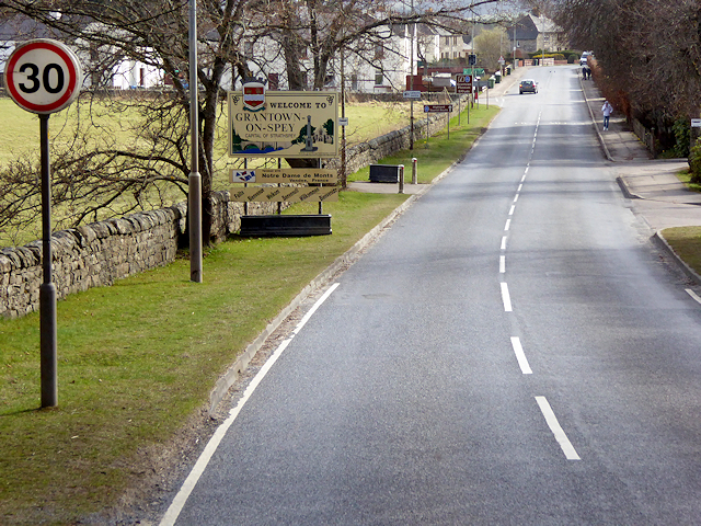 Old Military Road (A939) Grantown-on-Spey