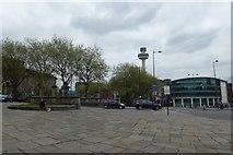 SJ3490 : Across William Brown Street by DS Pugh