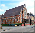 TQ3088 : St Peter-in-Chains Roman Catholic Church, Womersley Road by Julian Osley