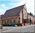 TQ3088 : St Peter-in-Chains Roman Catholic Church, Womersley Road by Jim Osley