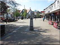 NS5574 : Obelisk, Milngavie by Euan Nelson