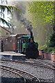 SK2406 : Smokey - Statfold Barn Railway by Chris Allen