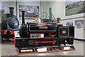 SK2406 : Statfold Barn Railway - Gertrude, looks like a runner by Chris Allen