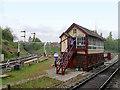 SD8010 : Bury South Signal Box by David Dixon