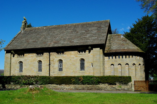 Church of St Mary, Wreay