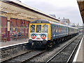SD8010 : A Day Out with Thomas, Daisy the DMU at Bolton Street Station by David Dixon