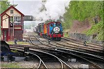 SD8010 : Thomas at Bury South by David Dixon