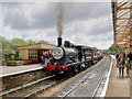 SD7916 : A day Out with Thomas, Douglas at Ramsbottom Station by David Dixon
