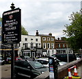 TQ1568 : Welcome to Richmond upon Thames by Jaggery