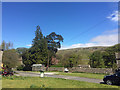 SD9371 : Blue skies over Arncliffe in the Yorkshire Dales by Steve  Fareham