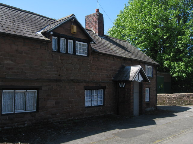 Old Smithy at Rainhill Stoops