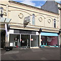 SO8505 : Vacant shop to let in Stroud town centre by Jaggery