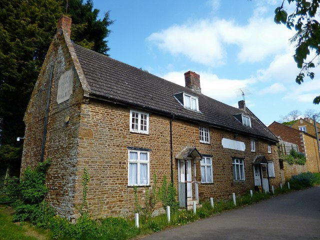The Prince of Wales - Faxton End, Old