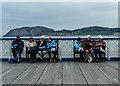 SH7883 : On Llandudno Pier by Matt Harrop