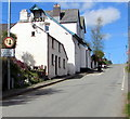 SN9347 : Give way to oncoming vehicles, Llangammarch Wells, Powys by Jaggery