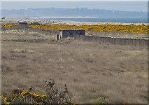 NJ3166 : Coastal Defence by Anne Burgess
