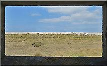 NJ3166 : No Sea View by Anne Burgess
