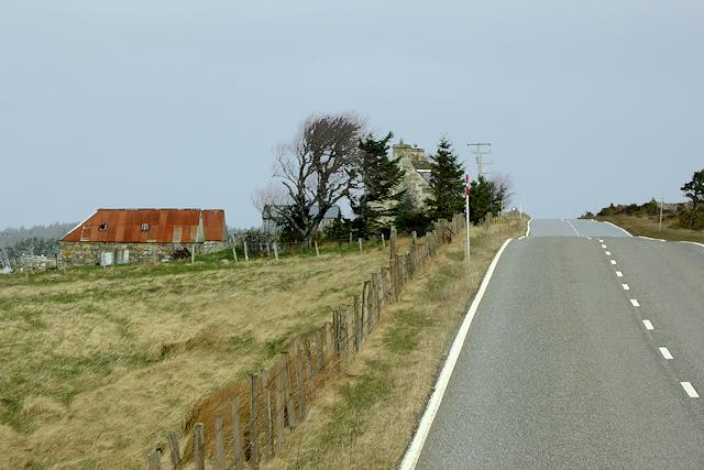 Old Military Road, Drumguish