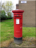 NS4765 : Pillar box on Russell Street by Thomas Nugent