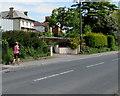 SO8204 : Jogger in Ebley, Stroud by Jaggery