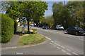 SK3539 : The corner of Gisborne Crescent by Malcolm Neal