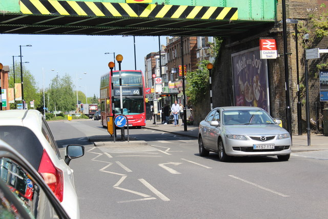 Coulsdon:  Brighton Road, >N