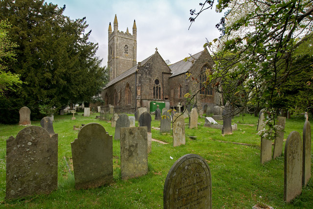 The Parish Church of Saint Peter and Saint Paul, Holsworthy