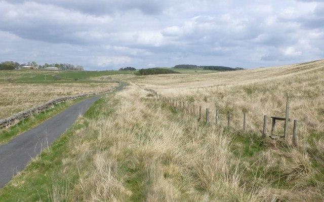 Road to Monkridge