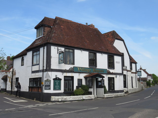 The Village House, Findon