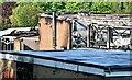 J3875 : Former Joss Cardwell Centre (fire damage), Belfast - May 2017(1) by Albert Bridge