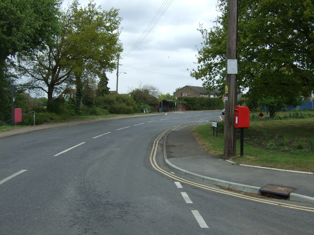 Rectory Road, Rowhedge