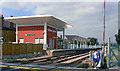 TQ2869 : Mitcham Eastfields station, 2008 by Ben Brooksbank