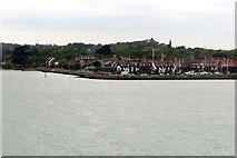SU4208 : Hythe Village Marina by Philip Jeffrey