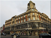 TQ2775 : Department Store at Clapham Junction by Anne Burgess