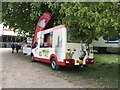 ST8083 : Ice-cream van at Badminton Horse Trials by Jonathan Hutchins