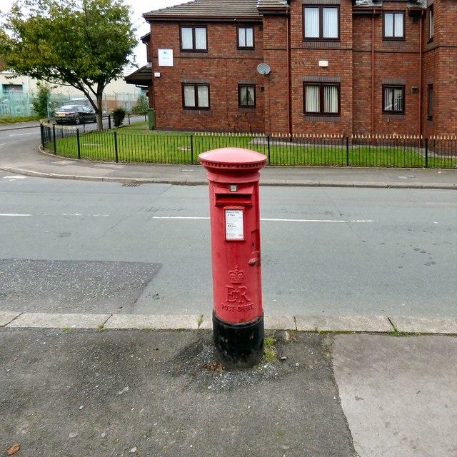 EIIR postbox (M43 357)