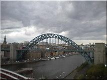 NZ2563 : Tyne Bridge between Newcastle and Gateshead by Richard Vince