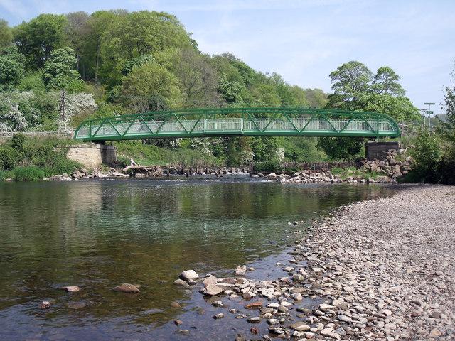Chadkirk Bridge