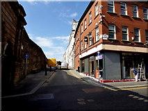 C4316 : Artillery Street, Derry / Londonderry by Kenneth  Allen