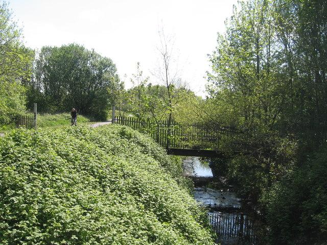 River Alt from Deysbrook Lane