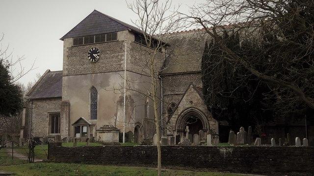 St James, West Hanney