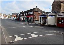 SO8005 : Bath Road speed bump, Stonehouse by Jaggery