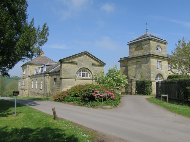 Former stables at Ashburnham Place