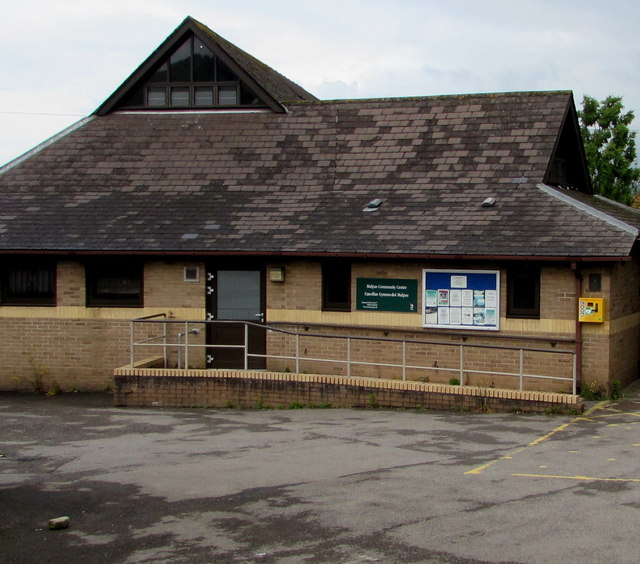 Malpas Community Centre, Newport