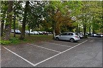 SZ1592 : Christchurch Quay car park by Michael Garlick