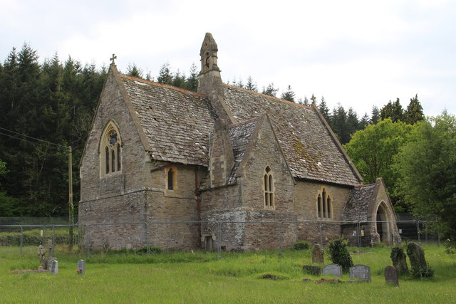 Disused church of St Michael