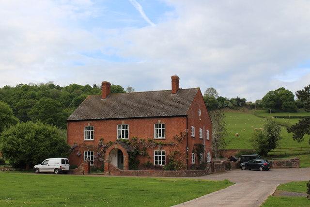 Home Farm farmhouse