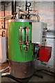 SK3281 : Abbeydale Industrial Hamlet - boiler by Chris Allen